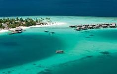 Malediven-Urlaub – Strand-Paradies im Luxus Südsee Resort Dream Vacations, Vacation Spots, Oh The Places You'll Go, Places To Travel, Maldives Voyage, Bungalow Resorts, Water Villa, Overwater Bungalows, Island Resort