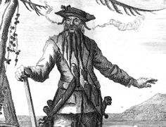 The never-ending legend of Blackbeard the Pirate gets a few new wrinkles from the painstaking research of a North Carolina author. -- Mark St. John Erickson
