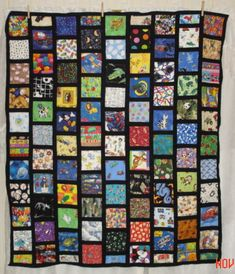 Great I Spy Quilt
