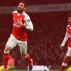Olivier Giroud #AFCvCPFC  #arsenal  #gunners  #coyg