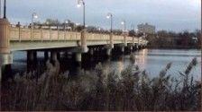 bridge across Navesink River