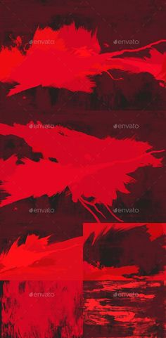Buy 6 Red Paint Backgrounds by Varsa on GraphicRiver. Use in any project you want. Texture for flyers, posters, lettering, publications… Great for web background, desktop . Backgrounds Wallpapers, Abstract Backgrounds, Texture Painting, Paint Texture, Presentation Backgrounds, Creative Typography Design, Paint Background, Red Paint, Lettering