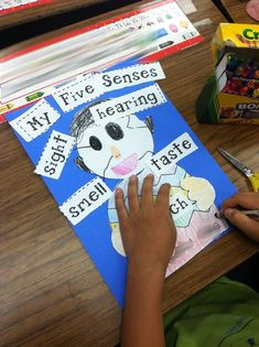Miss Kindergarten: Five Senses, Spiders and Scarecrows, Oh My!