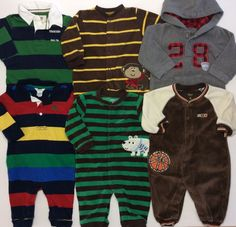 b9d4f4e57 Boy 24 MO 2T Lot Jeans Long Sleeved Shirts Pants Outfits Clothes ...