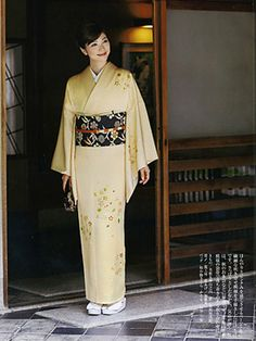 In Love with Japan Japanese Costume, Japanese Kimono, Japanese Geisha, Yukata, Kimono Design, Japan Outfit, Oriental Fashion, Japanese Outfits, Japan Fashion