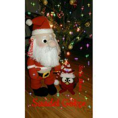 Noel Babamız ve sevimli tombul baykuşumuz yeni yılınızı kutlamaya geldiler... Herkese mutlu yıllar....