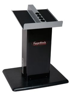 11d9cb8c1  homegym PowerBlock U33 Column Stand  This stand is specifically for use  with the PowerBlock