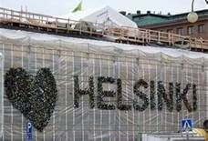 Helsinki Finland,My Home Town