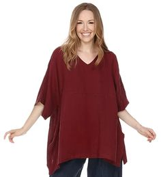 If you already own this tunic, please email me the measurements. I will try to find one in stock with measurements as close to yours as possible. Match Point Linen Kimono Pullover Many Colors Small Medium and Large Sizes lightweigh. Boutique Tops, Boutique Clothing, Womens Linen Clothing, Match Point, Shirt Skirt, Kimono Fashion, Comfortable Outfits, Tunic Tops, Pullover