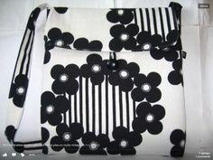 Mustavalkoista Retroa! Handmade Bags, Diaper Bag, Retro, Baby, Vintage, Handmade Handbags, Diaper Bags, Mothers Bag, Baby Humor