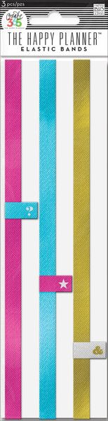 Elastic Bands - 3 pack