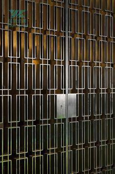 Metal screen design art deco 53 Ideas for 2019 Screen Design, Gate Design, Door Design, Design Art, Design Ideas, Metal Screen Doors, Metal Gates, Grill Design, Project