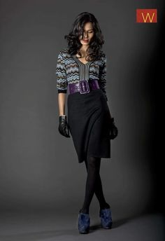 #BLACK #BOOTS #COLORS #CLASSY #FASHION #STYLE #INDIA #CLOTHING #W #WOMAN #ELEGANT #BELTS