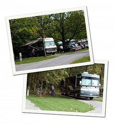 Niagara Falls  RV Park and Campsites Photo - Branches of Niagara Campground and Resort - Grand Island NY