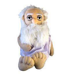 Socrates Plush Doll