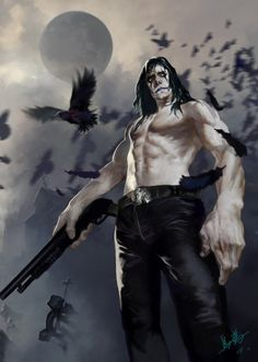 The crow by crow-god on deviantART
