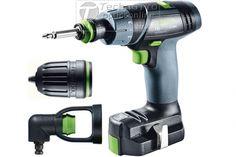 FESTOOL Cordless Drills Txs Li 2,6 Set Eu 230V