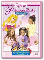 Disney Princess Party: Volume Two Cover