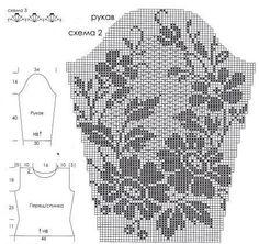 Филейное вязание крючком схемы бесплатно