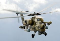 "Mil Mi-28 ""Havoc"" Attack Helicopter"