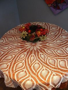 Diameter 68-170 cm ROUND Handmade Tablecloth Solid BABY BLUE
