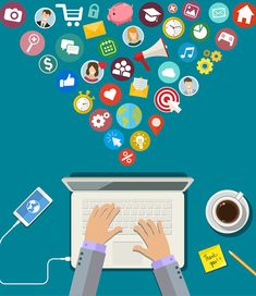 Key - content marketing matters more than media publicity. Marketing Na Internet, Inbound Marketing, Content Marketing, Social Media Marketing, Digital Marketing, Marketing Technology, Marketing Strategies, Affiliate Marketing, Technology Quotes