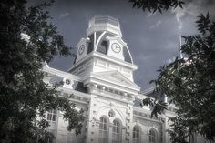 Robertson County Courthouse - Joan Carroll  #texas #courthouse #historic