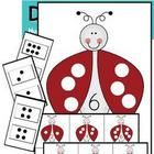 Kindergarten Math Center  Basic Operations  Math Center  Doubling Strategy  Math Game  Lady Bug  Teachers Resources