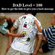 Fun DIY gift idea = translates into a FREE back massage! #uwgonline #diy #onlinecourses