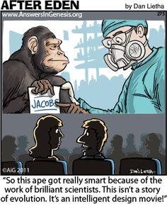 Designer Apes
