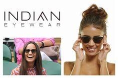 Pippa Middleton marca tendencia con sus gafas de sol con un diseño similar a nuestro modelo Dakota. ¡Tú también puedes lucir diseños increíbles de alta calidad a precios económicos con Indian Eyewear! Entra en www.gafasindian.es y presume de estilo 😉