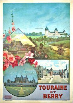 1925 Tourraine et Berry 01