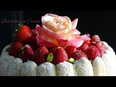 Strawberry Charlotte - Bruno Albouze - THE REAL DEAL - YouTube
