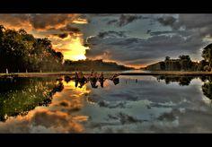 Bassin des jardins de Versailles
