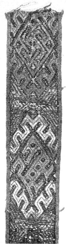 RDK II, 1145, Abb. 8. 14. Jh. Hamburg. 14th century, Hamburg German band.  http://www.rdklabor.de/wiki/Datei:02-1145-1.jpg