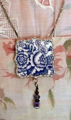 Broken China Cup Crafts | Clearwater woman transforms broken china into jewelry keepsakes