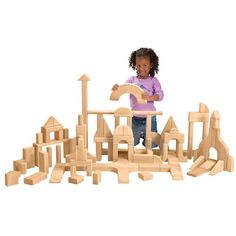 Blocks are a great resource to have in a classroom that teachers and kids will love! This is a classroom set with a lifetime guarantee! https://goo.gl/zsq4SM