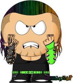 The Hardy Boyz, Jeff Hardy, Ecw Wrestling, Aj Styles, Total Divas, Professional Wrestling, Wwe Superstars, South Park, Mma