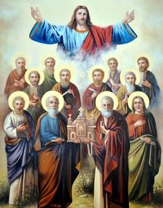 Catholic Art, Catholic Saints, Religious Icons, Religious Art, Jesus E Maria, Images Of Mary, Jesus Christ Images, Christian Artwork, Jesus Painting