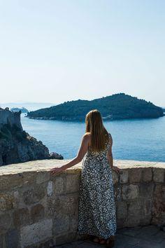 island of Lokrum | Dubrovnik, Croatia