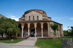 Church of Santa Fosca Torcello Italy