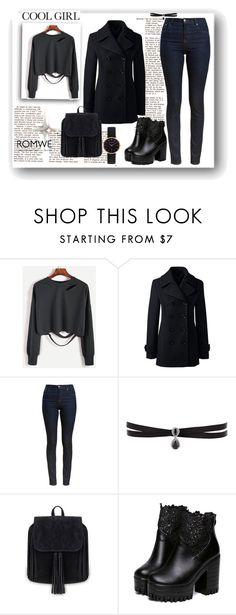 """Untitled #95"" by selma-imsirovic-01 ❤ liked on Polyvore featuring Lands' End, Barbour, Fallon and Abbott Lyon"
