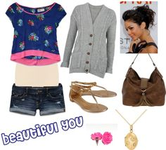"""""""♡ You don't know you're beautiful, uh-ull, that's what makes you beautiful ♡"""" by hellomynameis143 ❤ liked on Polyvore"""