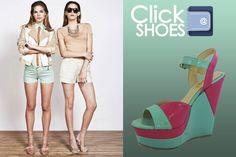 short de moda... www.clickshoes.com.mx visita...