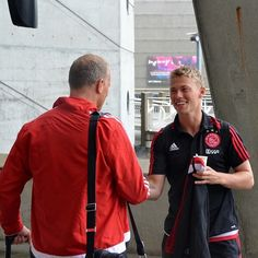I love his smile <3 Viktor Fischer