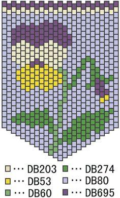 Viola Pattern 2