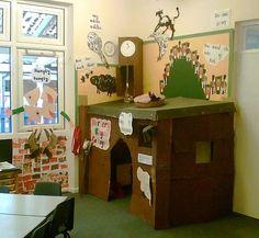 Nursery Rhyme Cottage (Role Play)