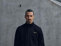 Swedish national football player Zlatan Ibrahimović's A-Z sportswear conference.   The launch of the new sportswear comes quite in time with the football fever in Europe!...