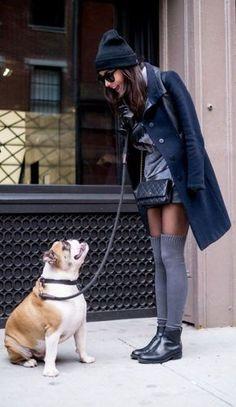 Come indossare le parigine...