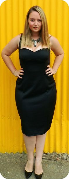 I could use a dress like this >> Bec Stitches: By Hand London Love